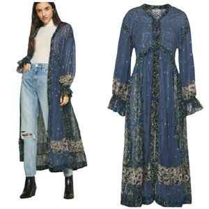 FREE PEOPLE Maxi Duster